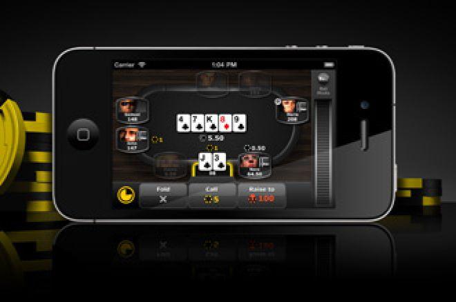 iPhone покер приложение с истинки пари от Bwin 0001
