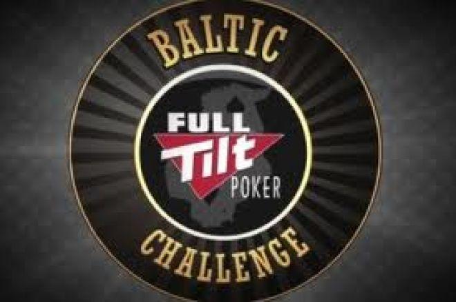 Antrame Full Tilt Poker.net Baltic Challenge sezone naujovių netrūks 0001