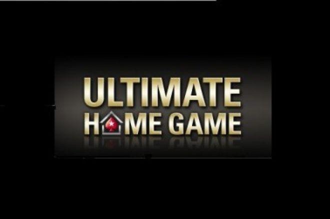 PokerStars home game