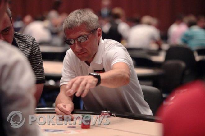 Николай Евдаков вылетел на 4-ом месте в турнире... 0001