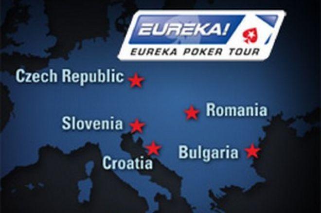Eureka Poker Tour - Nowy cykl turniejów na żywo, dla graczy z Europy Wschodniej Wschodniej 0001