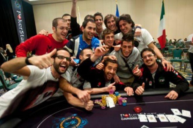 World Cup of Poker VII vyhrál tým Itálie 0001