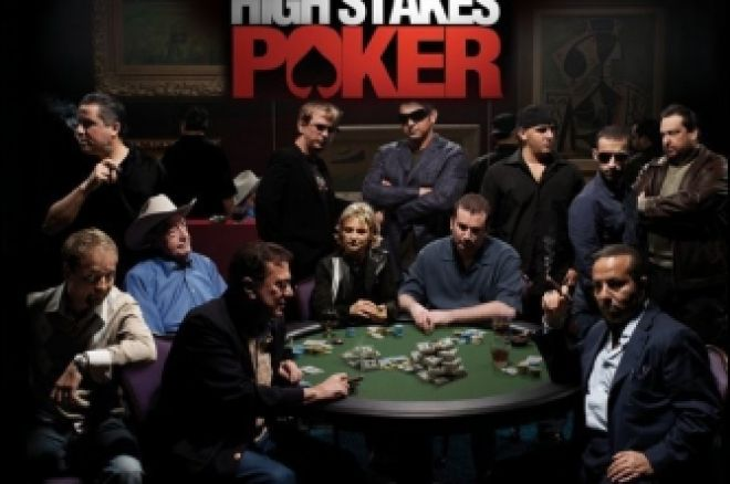 El 26 de febrero regresa High Stakes Poker 0001
