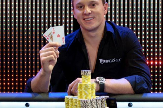 Sam Trickett vinner Aussie Millions $100,000 Challenge