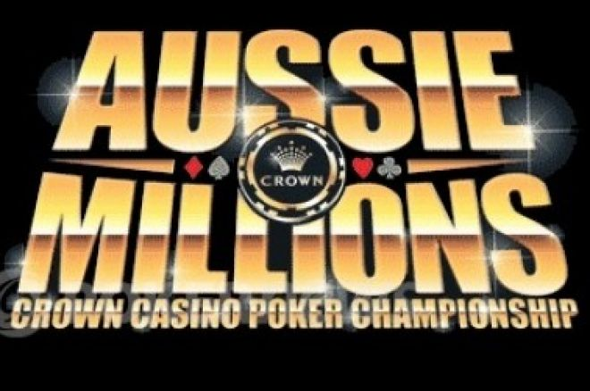 Закончился игровой день 1В Мейн евента Aussie Millions... 0001