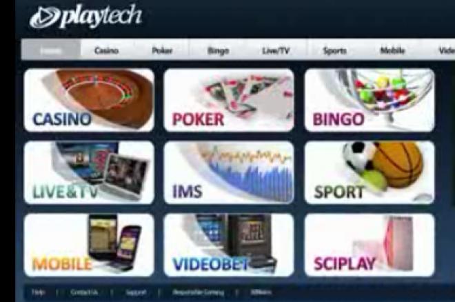 Playtech portfolio