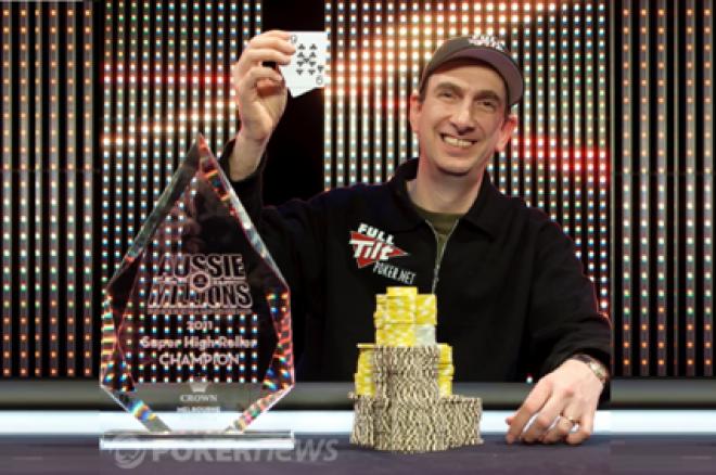 Ерик Сайдел печели най-скъпи турнир в историята на покера