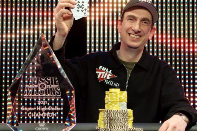 Erik Seidel vinner Aussie Millions 2011 $250,000 Super High Roller