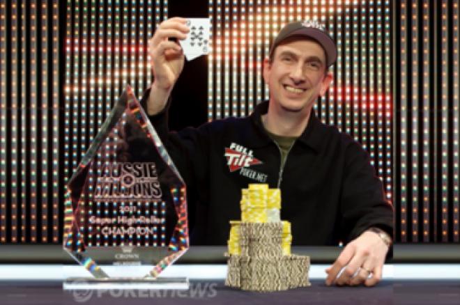 Erik Seidel vyhrál Super High Roller 0001