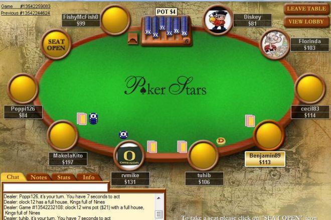 """PokerStars hace cambios y añade las """"cap games"""" 0001"""