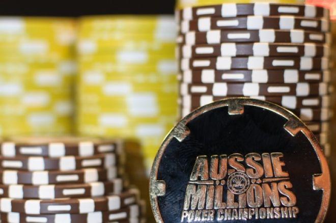 Dags för finalbord i Aussie Millions 2011