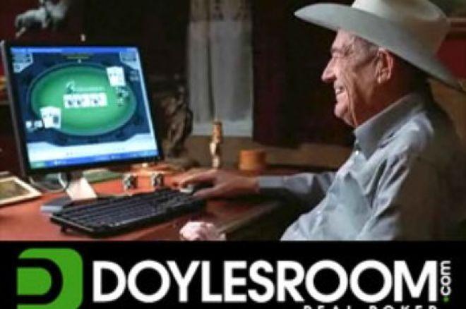 Doyle's Room кацна в Yatahay Network след раздяла с Cake Poker 0001