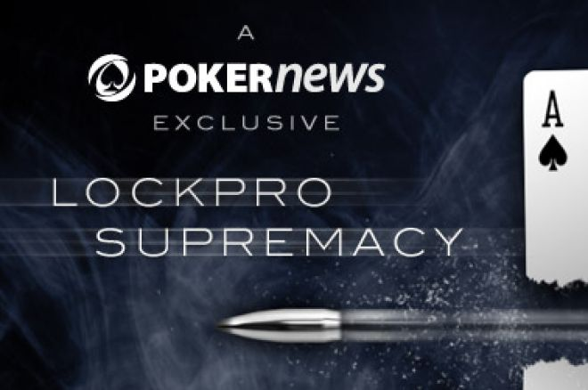 $10.000 Lock Pro Supremacy turnering i morgen kl 20:00 GMT - $100 i bounties 0001
