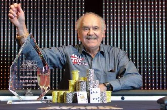 Vítězem 2011 Aussie Millions Main Eventu je David Gorr 0001