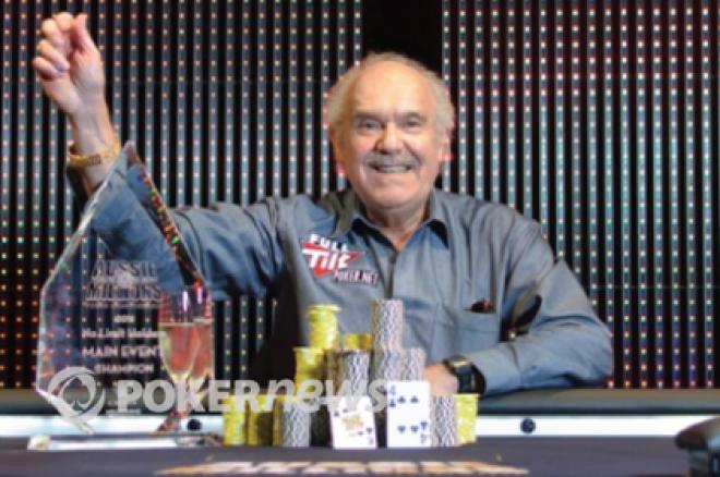 Дейвид Гор е новият Aussie Millions шампион 0001