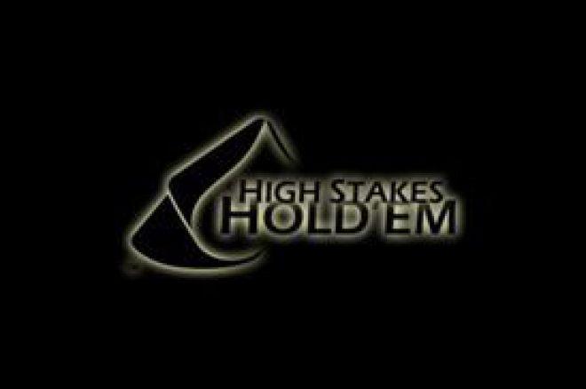 El programa de televisión 'High Stakes Hold'em' se lanzará en julio 0001