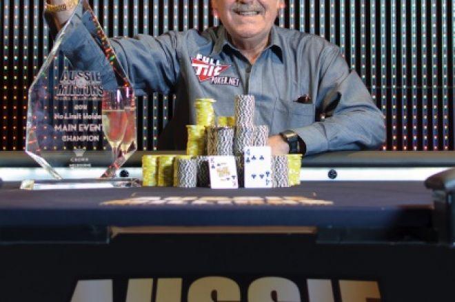 David Gorr vinner Aussie Millions Main Event 2011