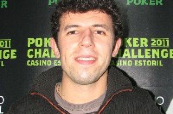 Casino Estoril Poker Challenge termina o Dia 1 com Nuno Moreira na liderança 0001
