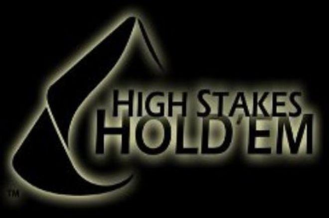 Том Шнайдер ще води новото High Stakes Hold'em ТВ шоу от юни 0001