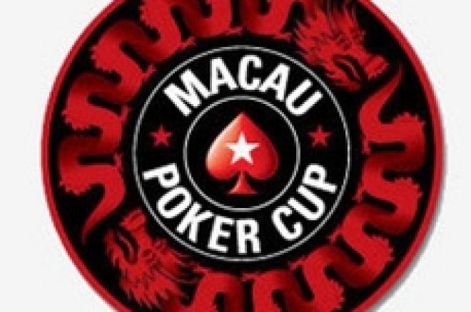 Macau Poker Cup 2차 새틀라잇 0001