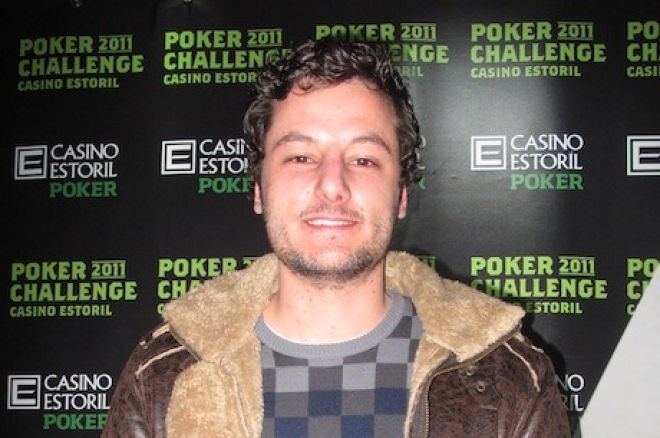 Gil Sousa vence a primeira etapa do Casino Estoril Poker Challenge 0001