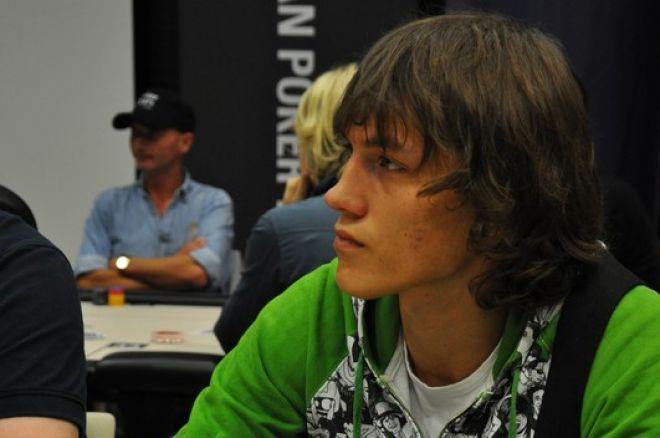 Latvieši svētdienas lielajos interneta pokera turnīros: Nedēļas nogales labākais –... 0001