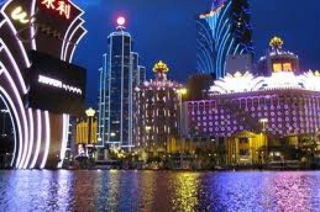 Se prevee que Macao aumente sus beneficios por el juego en un 29% este año 0001
