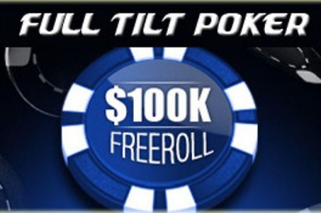 Full Tilt Poker фрийрол за $100,000 тази неделя - на това му... 0001