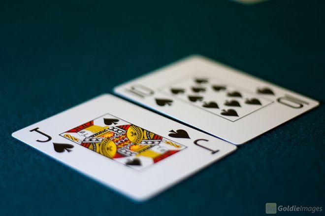 Покер урок: Десет-Вале е отлична ръка 0001