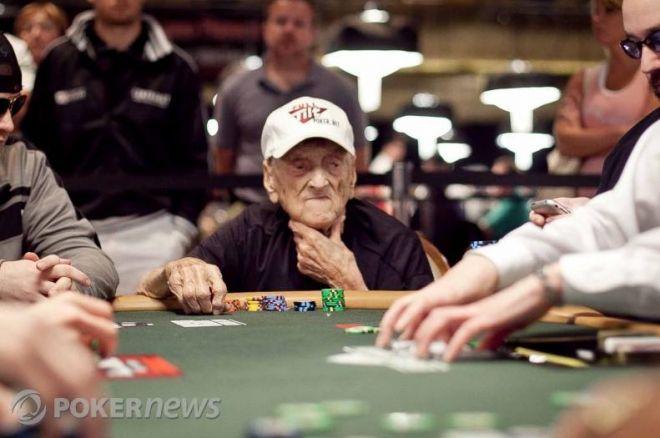 Zemřel nejstarší pokerový hráč světa 0001