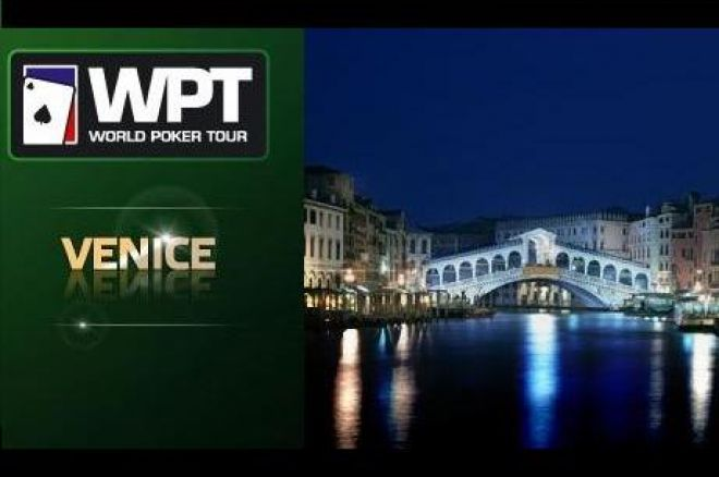 Začalo WPT Benátky 0001