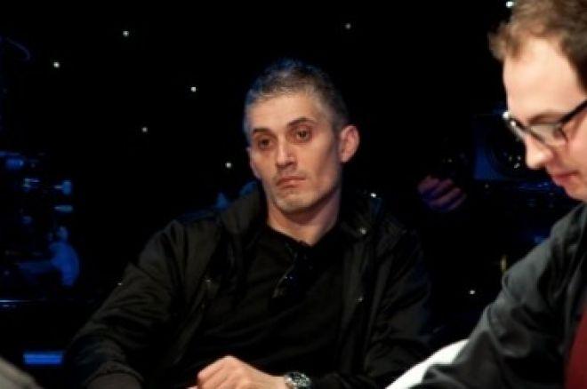 Další hráč diskvalifikován z turnaje kvůli podvádění 0001
