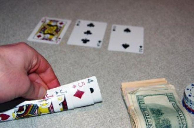 Покер стратегия: игра на проекто ръце 0001