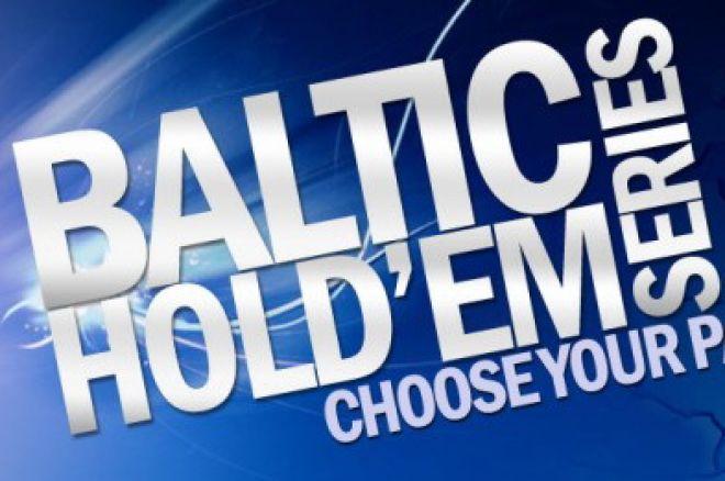 Rīt Rīgā startē Baltic Hold'em Series pirmais posms 0001