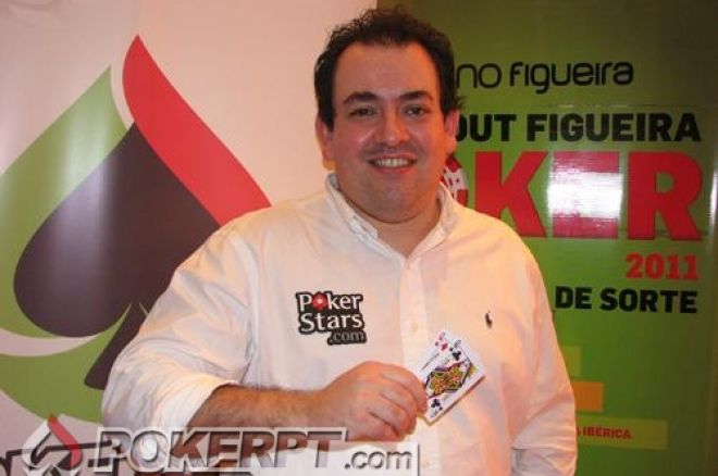 Nuno Zumy Coelho é o vencedor do Knockout Figueira Poker Tour de Fevereiro 0001