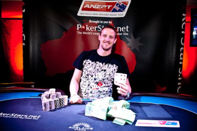 El austriaco Octavian Voegele gana el Australia New Zeland Poker Tour 0001