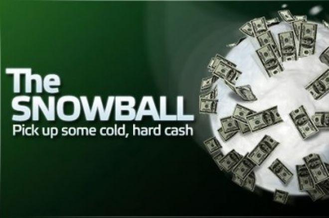 Týdeník PartyPoker: Návrat $100,000 Snowballu! 0001