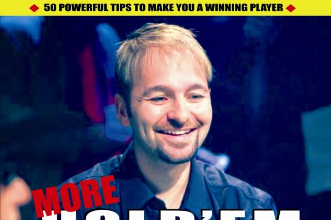 Pokera grāmatas: Daniel Negreanu - Hold'em Wisdom for all Players 0001