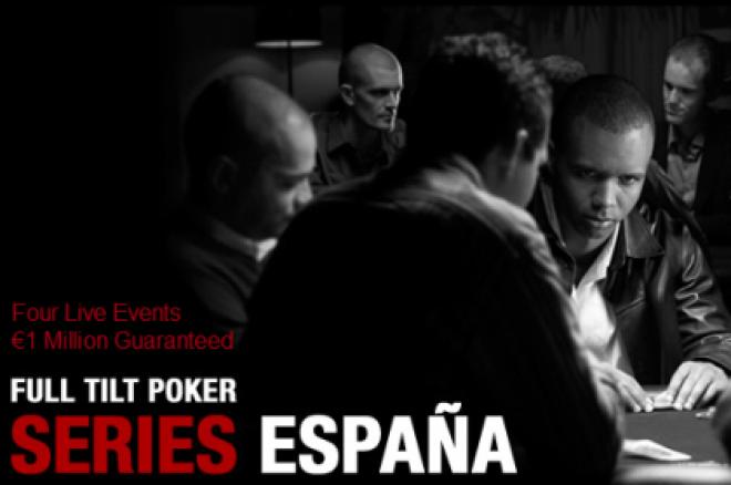"""Full Tilt влиза в """"жива"""" серия с Full Tilt Poker Series - España 0001"""