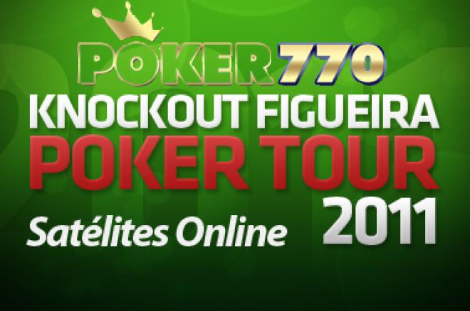 satélites poker 770 figueira poker tour 2011