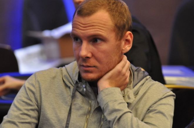 Nichlas Saarisilta Mattsson i WPT National Series final