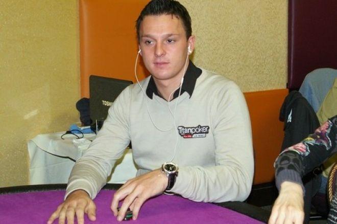 Dienos naujienos: A.Guoga pelno pokerio apdovanojimą, Samas Trickettas vėl prie finalinio... 0001