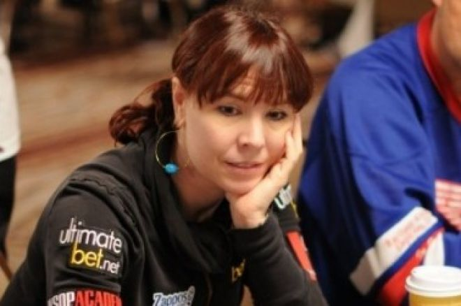 Annie Duke diskuterar Professional Poker Leauge