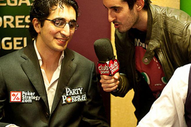 Gabriel Nassif, ganador del Tony Challenge