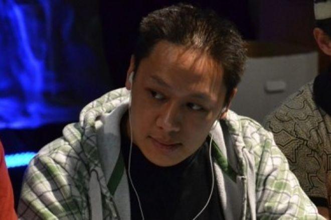 John Nguyen vezeti a World Series of Poker Circuit döntő asztalát 0001