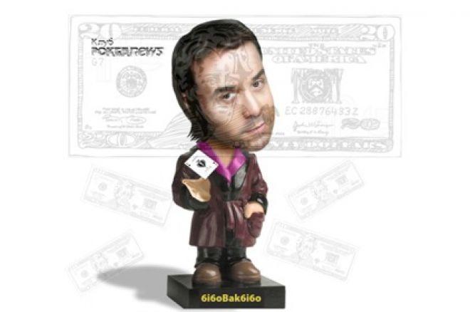 Клуб PokerNews Акция: Утепай 6i6o и му взéми Bak6i6o 0001