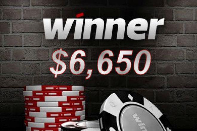 Drīz startē jau otrais Winner Poker $2,500 frīrolls, kas ir pieejams tikai PokerNews... 0001