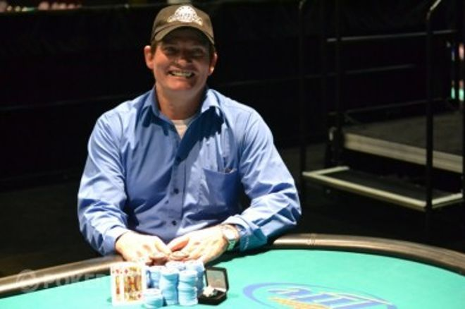 Sam Barnhart nyerte a World Series of Poker Circuit főversenyét 0001