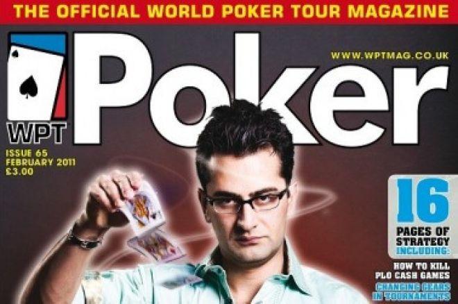 Nejlepší pokerovou hernou je PokerStars, tedy alespoň dle WPT Poker Magazínu 0001