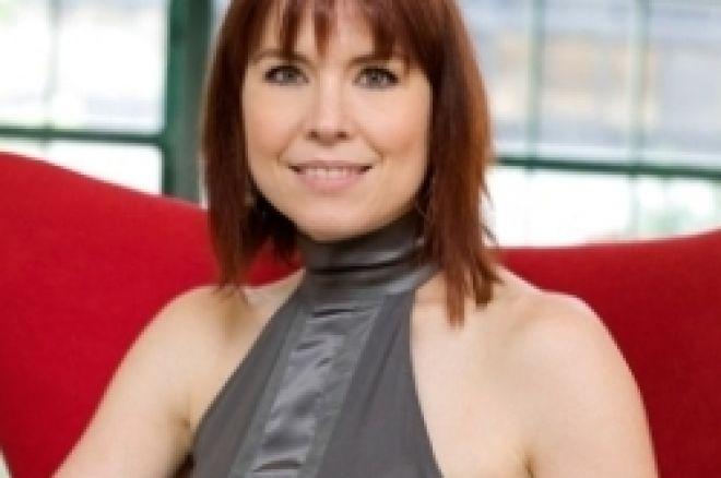 Annie Duke, directora de la Liga